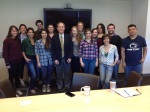 CGSA with Peter Agre